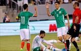 [ทีเด็ดบอล] ฮอนดูรัส  VS  เม็กซิโก  2017.10.11