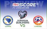 บอสเนียและเฮอร์เซโกวีนา  VS  อารเมเนีย - จัดทีมเยือน