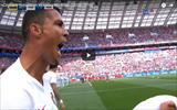 Cristiano Ronaldo vs Morocco