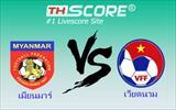 เมียนมาร์  VS  เวียดนาม - ตามเชียร์ทีมเยือน