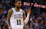 """[NBA] """"ไครี่ เออร์วิ่ง"""" พา """"บอสตัน เซลติกส์"""" ชนะ 7 เกมติดต่อกัน"""