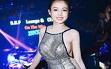 Kim Hà สาวเวียดนาม ไปเป็น DJ ที่จีน .......