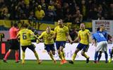 [ฟุตบอลโลกรอบเพลย์ออฟ 2018] ไวกิ้งเฮก่อน!! สวีเดนเฉือนอิตาลี 1-0 เพลย์ออฟเลกแรก