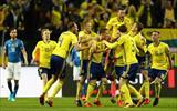 [ฟุตบอลโลกรอบเพลย์ออฟ 2018] อัซซูรี่ลาก่อน!! อิตาลีบุกแทบตายเจ๊าสวีเดน 0-0 ชวดบอลโลก